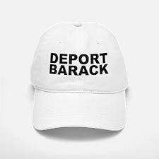 DEPORT BARACK Baseball Baseball Cap