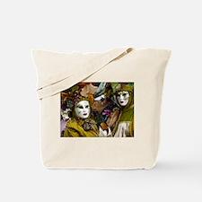 Venetian Masquerade Tote Bag