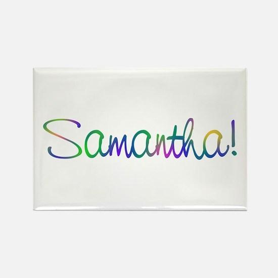 Samantha! Design #531 Rectangle Magnet