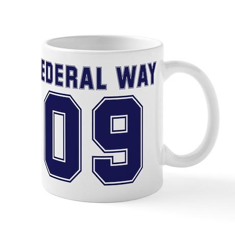 FEDERAL WAY 09 Mug
