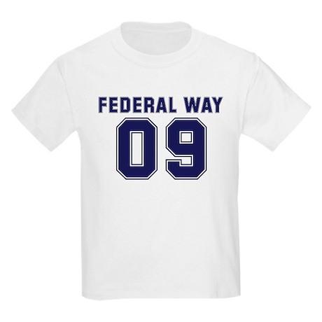 FEDERAL WAY 09 Kids Light T-Shirt