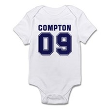COMPTON 09 Infant Bodysuit
