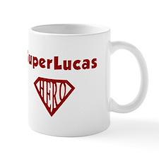Super Hero Lucas Mug