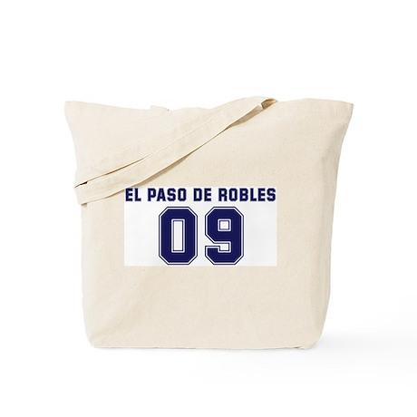 EL PASO 09 Tote Bag