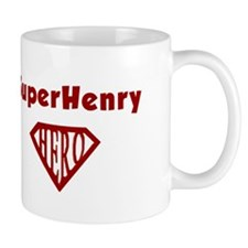 Super Hero Henry Mug