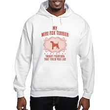 Wire Fox Terrier Jumper Hoody
