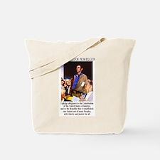 New Pledge of Allegiance Tote Bag