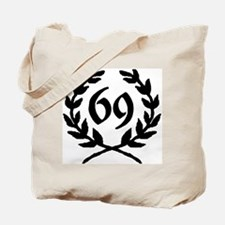 69 Laurel Tote Bag