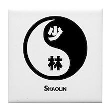 Shaolin Tile Coaster