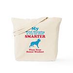 Welsh Sheepdog Tote Bag