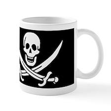 Pirate Calico Jack Small Mug