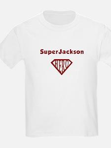 Super Hero Jackson T-Shirt