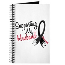 Supporting My Husband MELANOMA Journal