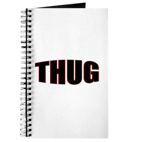 """""""THUG"""" Journal"""