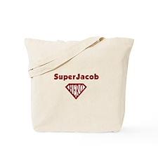 Super Hero Jacob Tote Bag