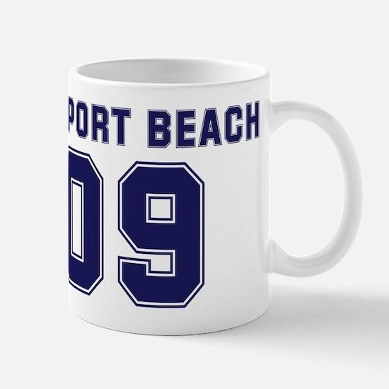 NEWPORT BEACH 09 Mug