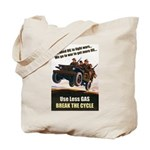 Break the Cycle Tote Bag