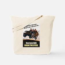 Break the Cycle Tote Bag