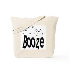 Booze (Blurry) Tote Bag