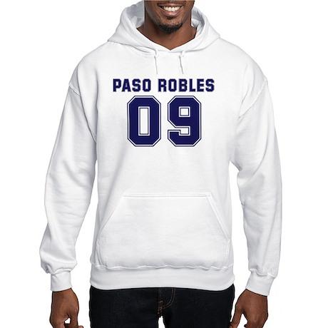 PASO ROBLES 09 Hooded Sweatshirt