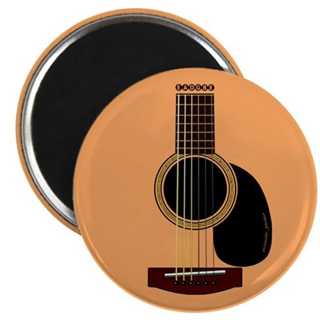 acoustic guitar Magnet