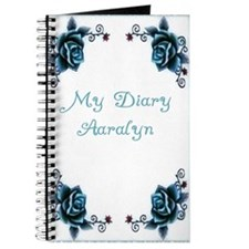Personalized Diary For Aaralyn Journal