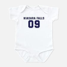 NIAGARA FALLS 09 Infant Bodysuit