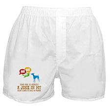 Xoloitzcuintli Boxer Shorts