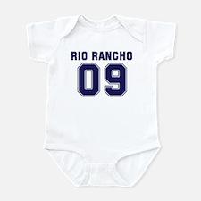 RIO RANCHO 09 Infant Bodysuit