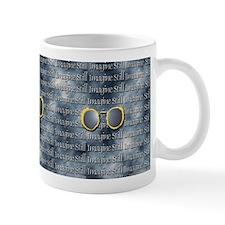 """New Image,""""Imagine Still"""" Mug"""