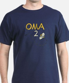 Oma to Be (Bee) T-Shirt