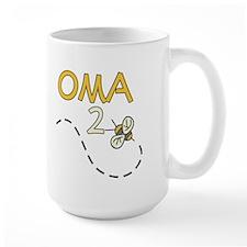 Oma to Be (Bee) Mug