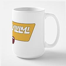 King Salami Large Mug
