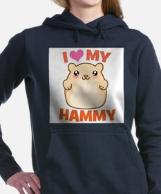 I Love My Hammy Sweatshirt