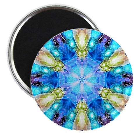 """""""Tribute to Chihuly"""" 2.25"""" Magnet (10 pack)"""