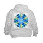 """""""Tribute to Chihuly"""" Kids Hoodie"""