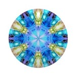 """Tribute to Chihuly"" Keepsake (Round)"