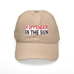 X OFFENDER In The SUN Cap