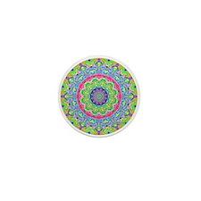 Pastel Mandala Mini Button
