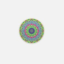 Pastel Mandala Mini Button