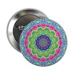 "Pastel Mandala 2.25"" Button (10 pack)"