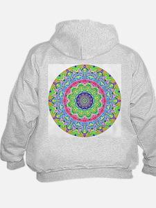 Pastel Mandala Hoodie