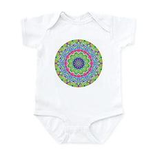 Pastel Mandala Infant Creeper