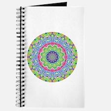 Pastel Mandala Journal