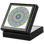 Pastel Mandala Keepsake Box