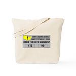 Error Loading America (RKBA) Tote Bag