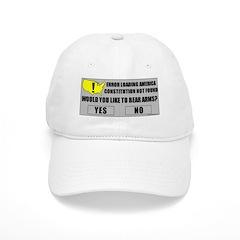 Error Loading America (RKBA) Baseball Cap