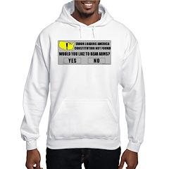 Error Loading America (RKBA) Hoodie