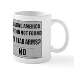 Error Loading America (RKBA) Mug