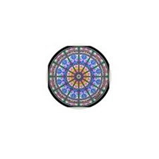 Mandala Mini Button